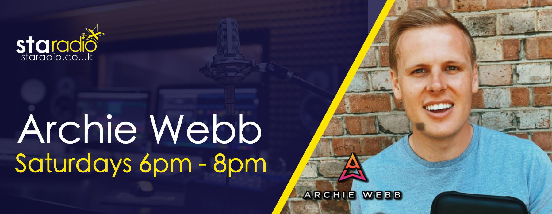 Archie Webb Main Room Sessions